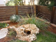 חיפויים לגינה ואבני מדרך